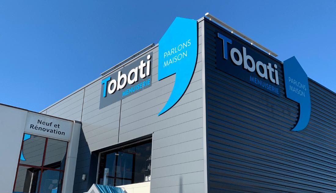 Nos magasins Tobati
